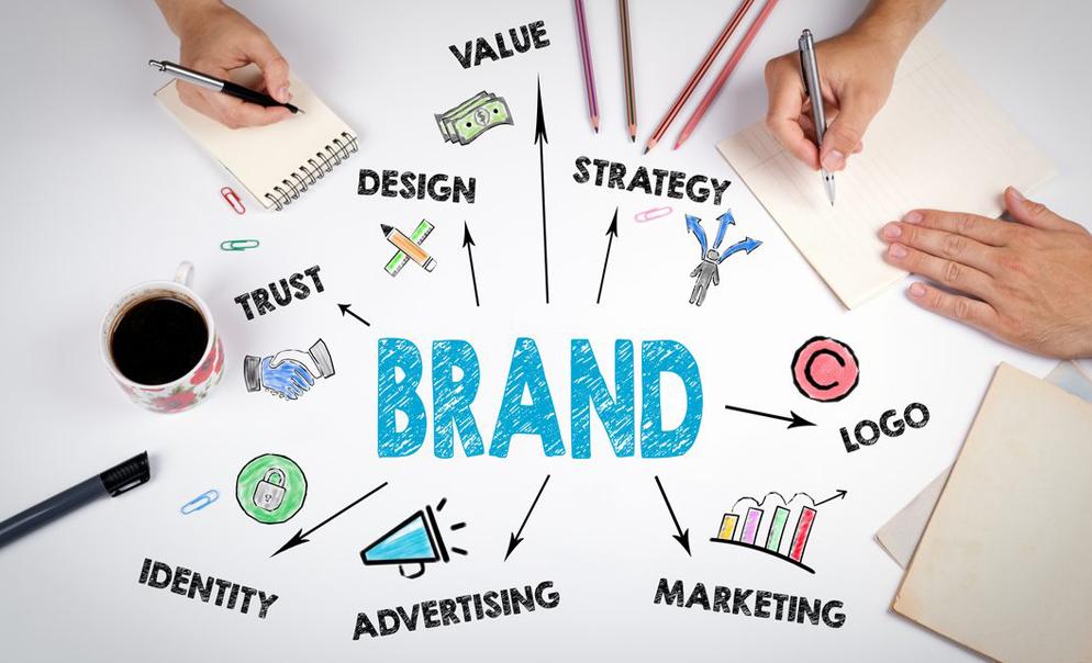 brand identity گروه خلاق هویت برند